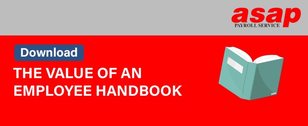 The Value of An Employee Handbook