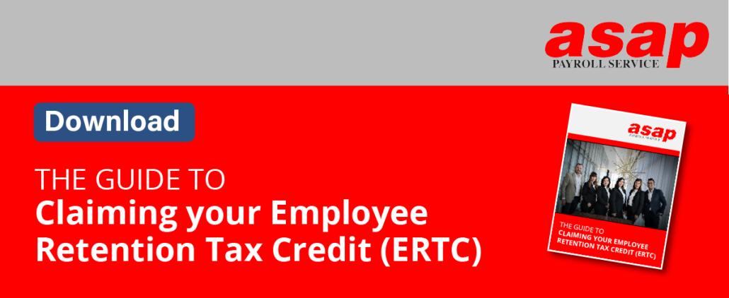 Guide to ERTC CTA-01
