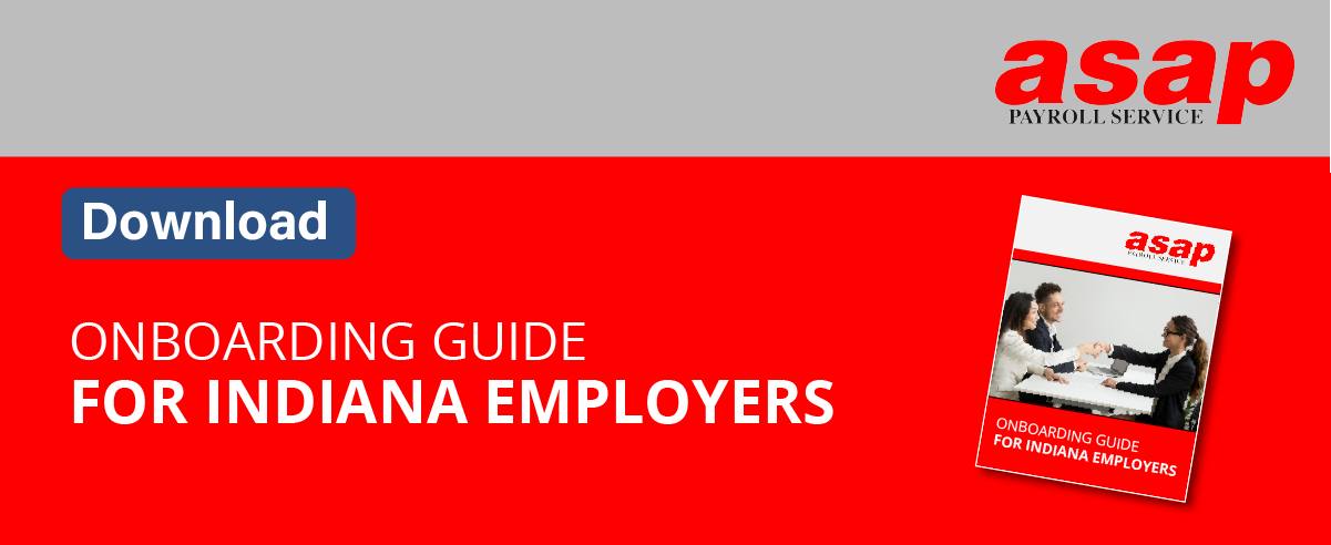 Onboarding Guide for Indiana Employers